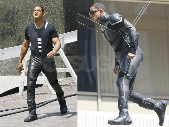 Will Smith is the Man in Black