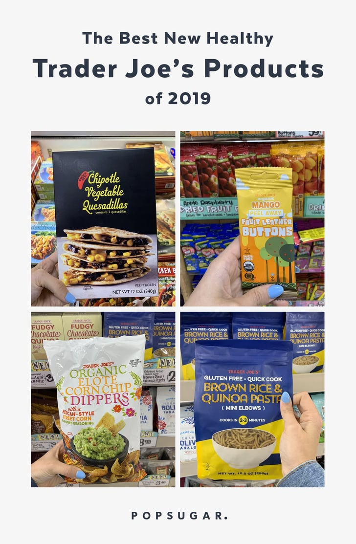 Best New Healthy Trader Joe's Products 2019