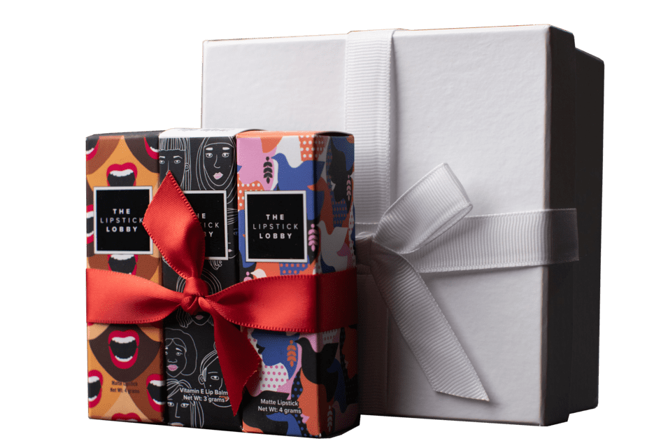 The Lipstick Lobby Holiday Gift Set