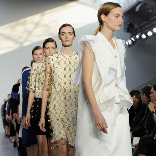 Chloe's 2013 Autumn Winter Fashion Week Show Pictures