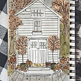 Autumnal art and lifestyle