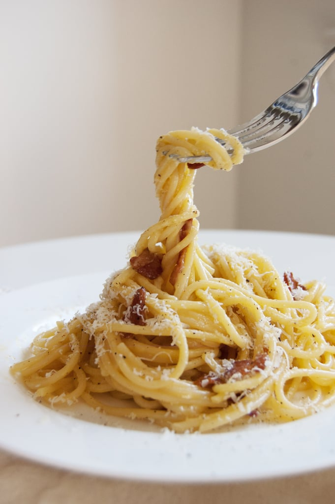 Gwyneth Paltrow Carbonara Recipe | POPSUGAR Home Australia