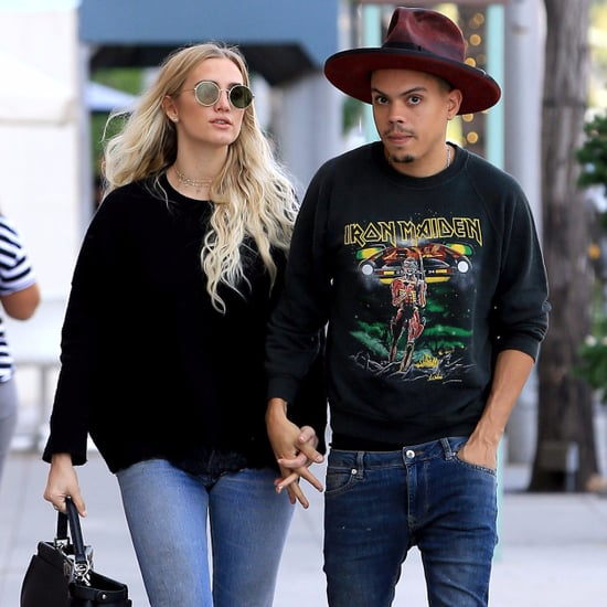 Ashlee Simpson and Evan Ross Out in LA November 2016