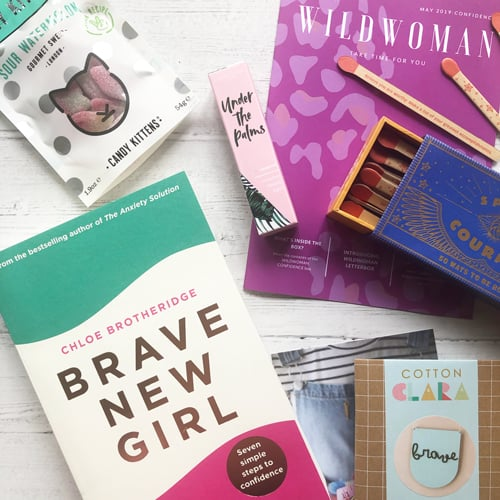 Wildwoman Book Subscription Box