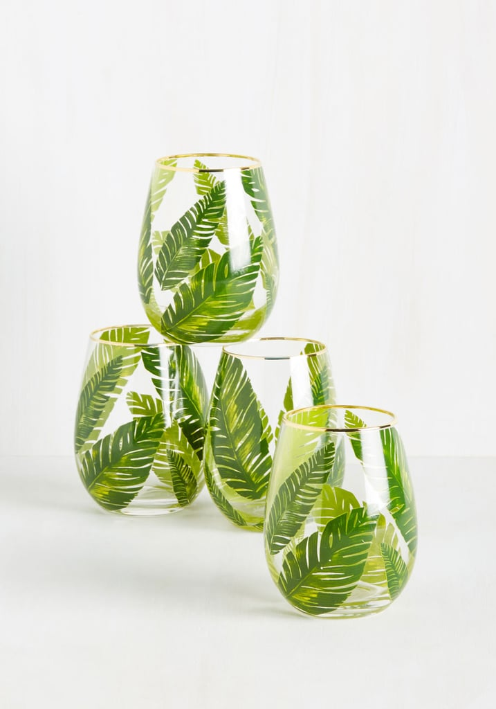 Palm Printed Pieces For Home Decor Summer 2016 POPSUGAR Home UK