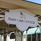 Utilize the Baby Care Centers