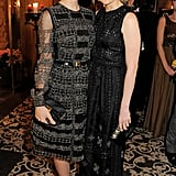 Carey Mulligan and Mamie Gummer