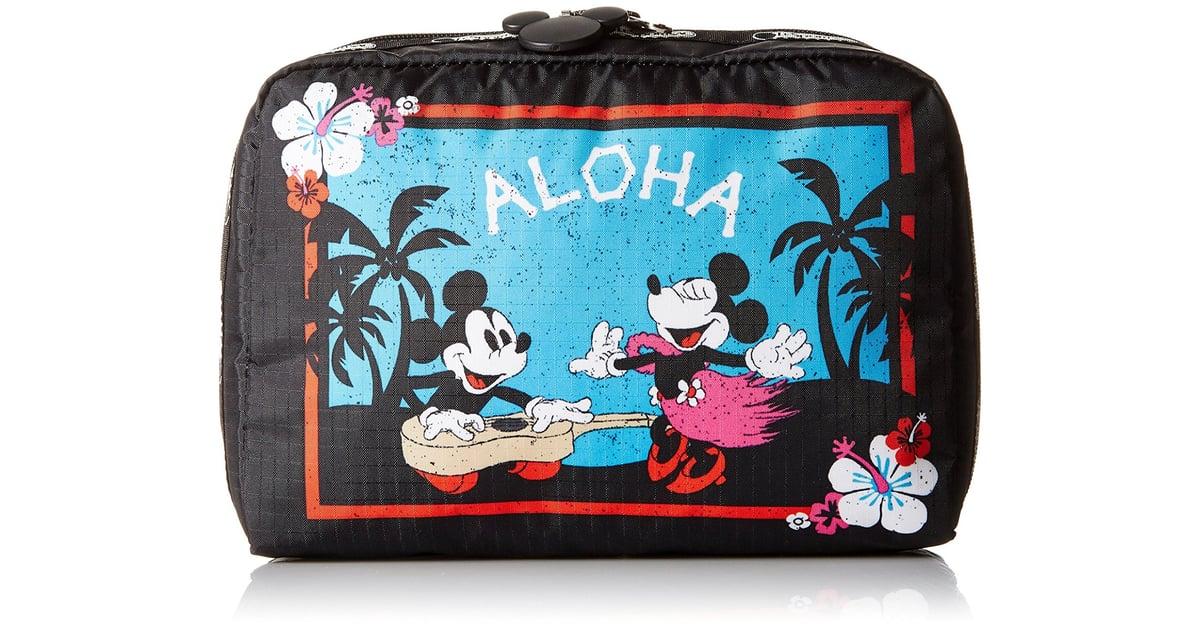 b936959713 LeSportsac Classic Extra Large Rectangular Cosmetic Aloha Holiday ...