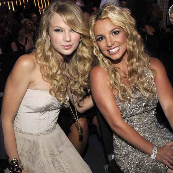 Britney Spears Says She's Never Met Taylor Swift