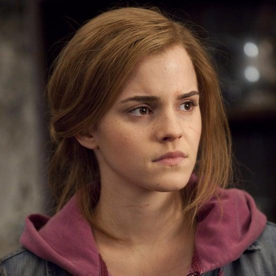 Emma Watson Talks About Harry Potter March 2017
