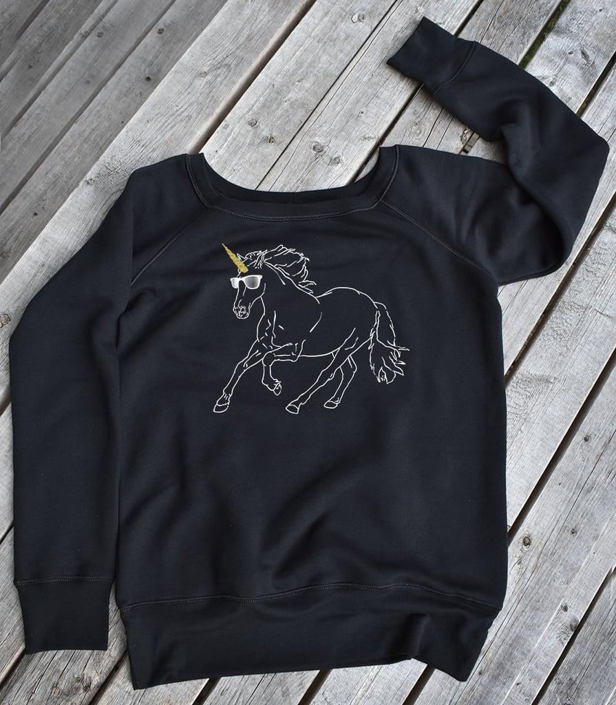 Unicorn Sweatshirt ($28)