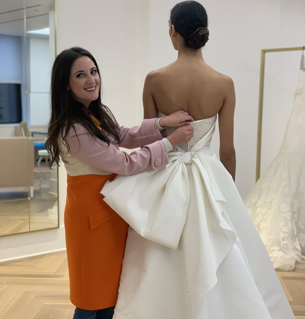 I Went to Bridal Week With a Celebrity Stylist, and Now I Know How to Find My Wedding Dress
