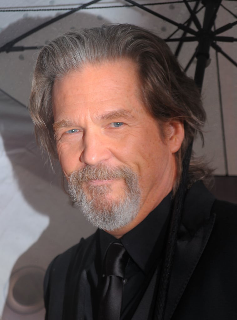 Jeff Bridges is the 2010 Golden Globe Winner for Best Dramatic Actor