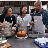 Baking Christmas on the Oprah Winfrey Network