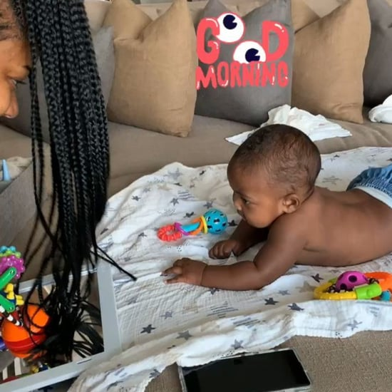 Videos of Gabrielle Union's Daughter, Kaavia James