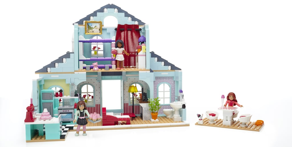 Mega Bloks American Girl Buildable Home