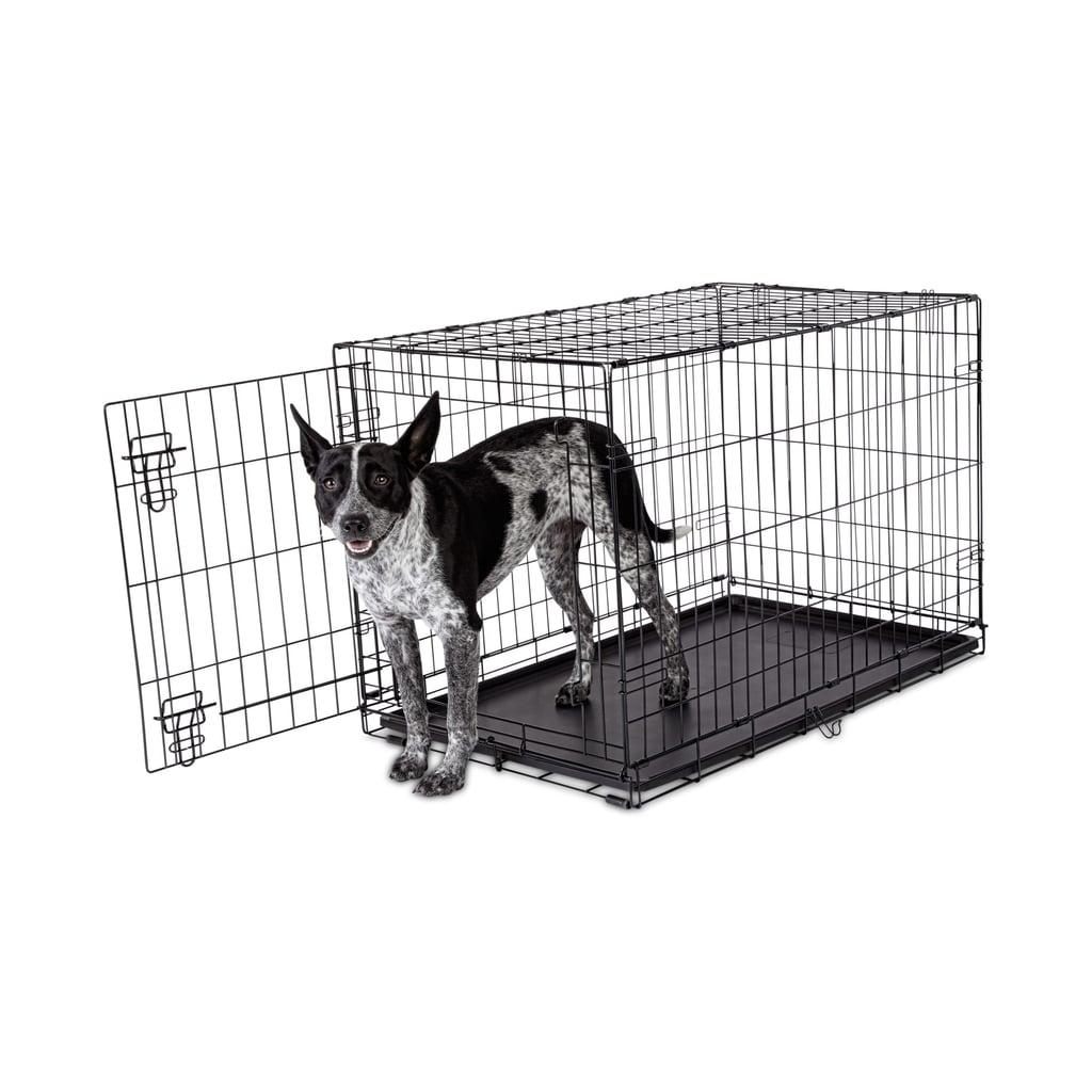 Animaze 1-Door Folding Dog Crate