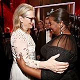 Pictured: Meryl Streep and Octavia Spencer