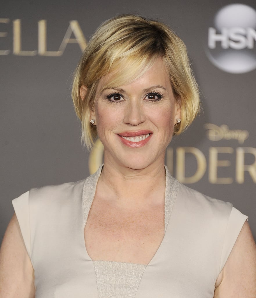 Molly Ringwald Beauty Interview Popsugar Beauty