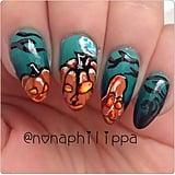 Painterly Pumpkins