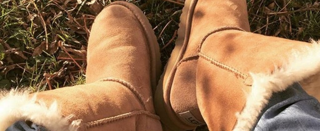 The Easiest Way to Clean Your UGG Boots at Home
