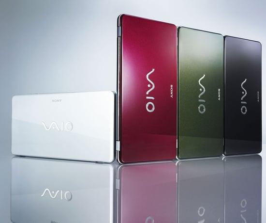Say Hello to the New Sony® VAIO® Lifestyle PC