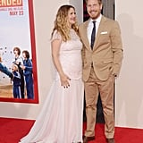 Drew Barrymore Does Date Night Four Weeks After Giving Birth
