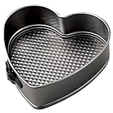 Mini Heart Springform Pan