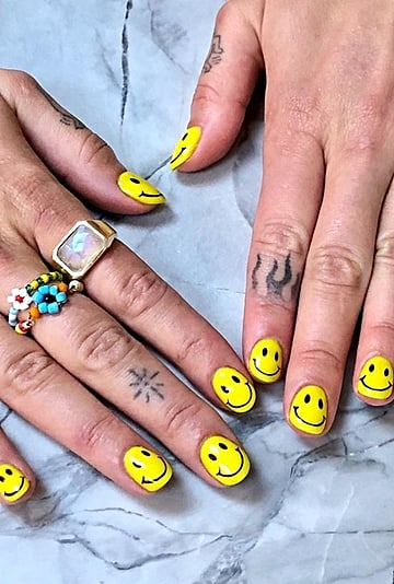 Best Celebrity Manicures After Lockdown