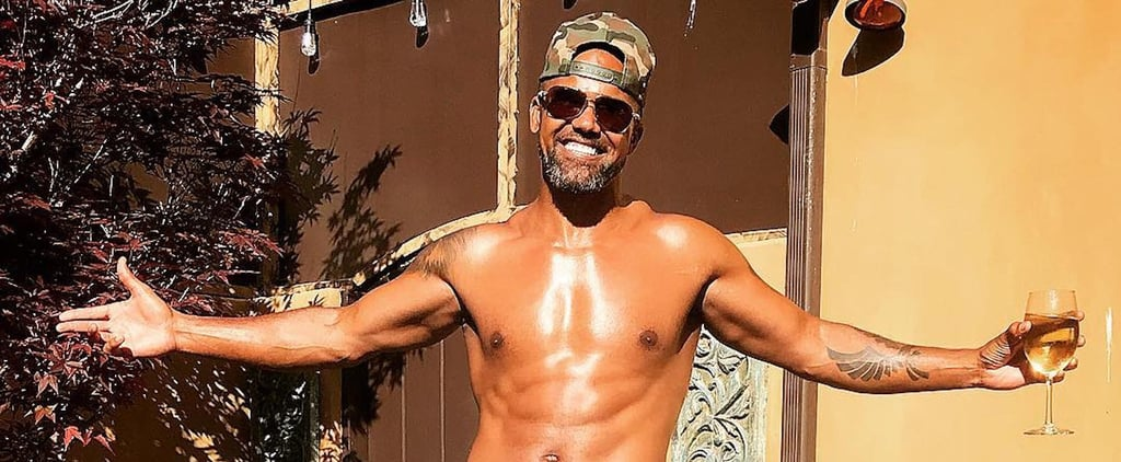 Shemar Moore Shirtless Pictures
