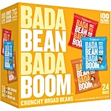 Enlightened Bada Bean Bada Boom Roasted Broad (Fava) Bean Snack