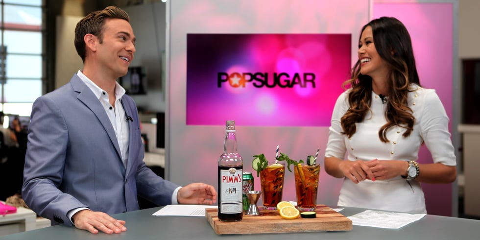 Pimm's Cup Cocktail | Video