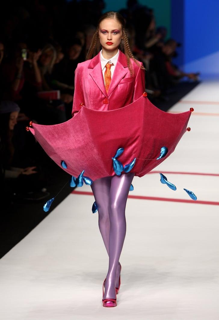 milan fashion week agatha ruiz de la prada fall 2009 popsugar fashion. Black Bedroom Furniture Sets. Home Design Ideas