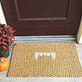 Dracula Doormat ($17)