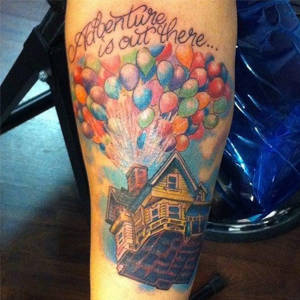 19 Disney Inspired Tattoos That Are Pure Magic Popsugar Beauty Uk