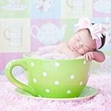 In a Giant Mug