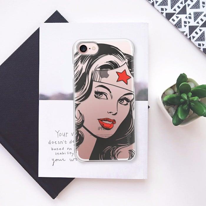 Wonder Woman iPhone Cases