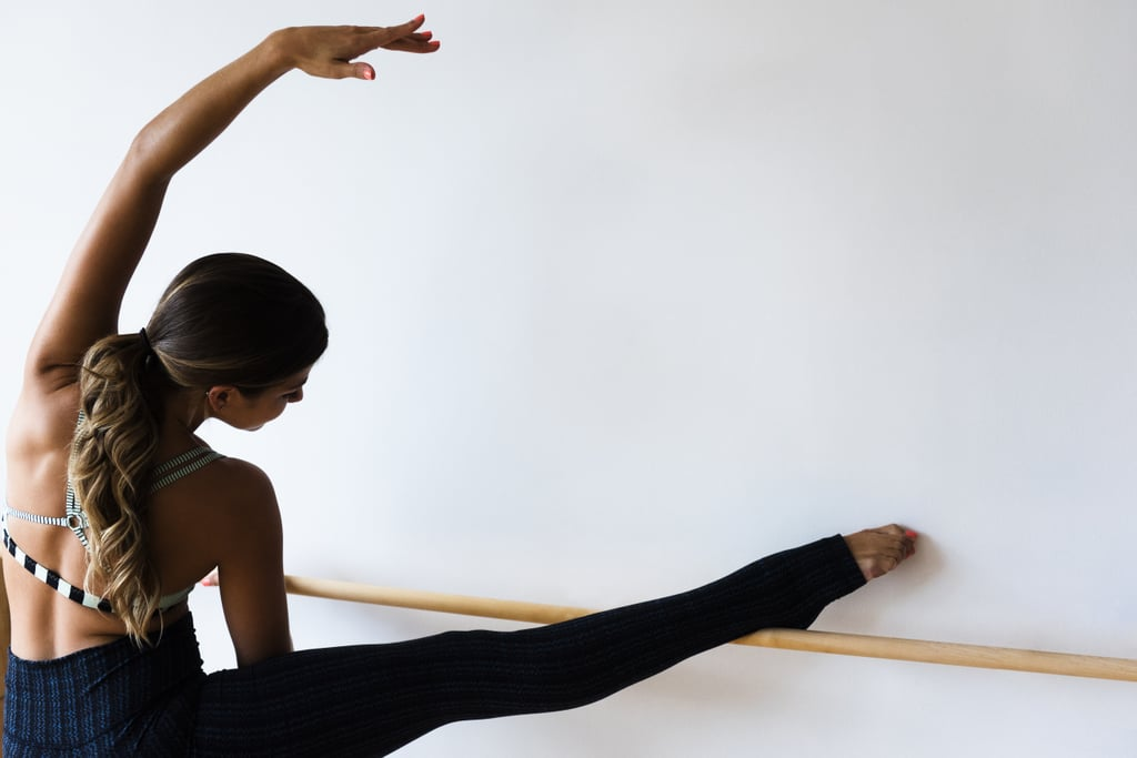The Best Barre Workouts For Stronger Legs