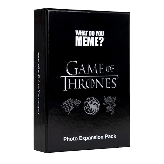 Game of Thrones What Do You Meme? Card Game