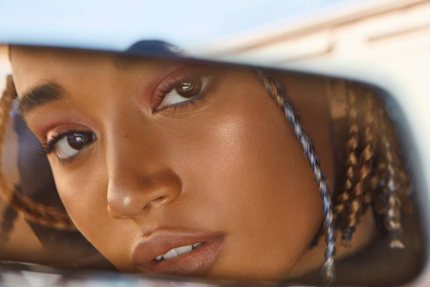 Here's Some Big News: Amandla Stenberg Joins Fenty Beauty as Its First-Ever Ambassador