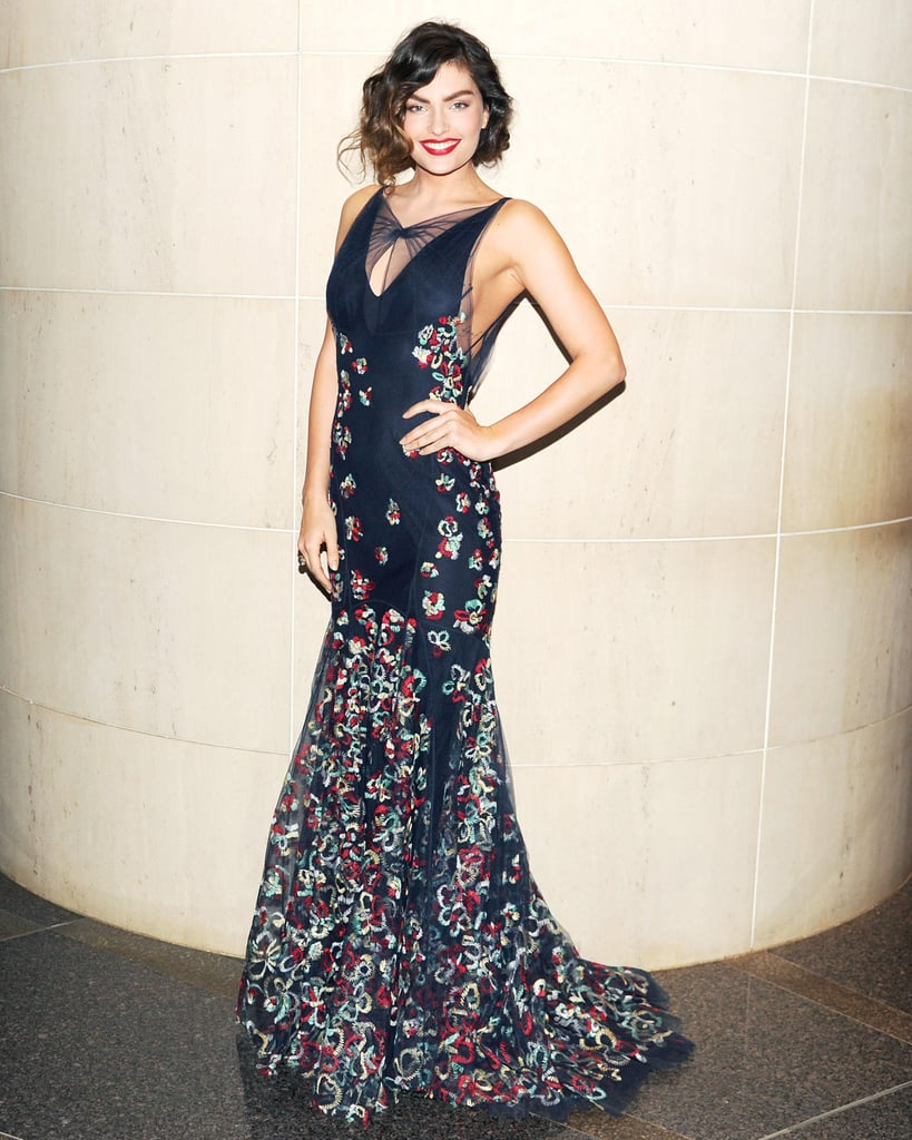 Alyssa Miller at the New Yorkers For Children 10th Anniversary Spring Dinner Dance in New York. Photo: Billy Farrell/BFAnyc.com