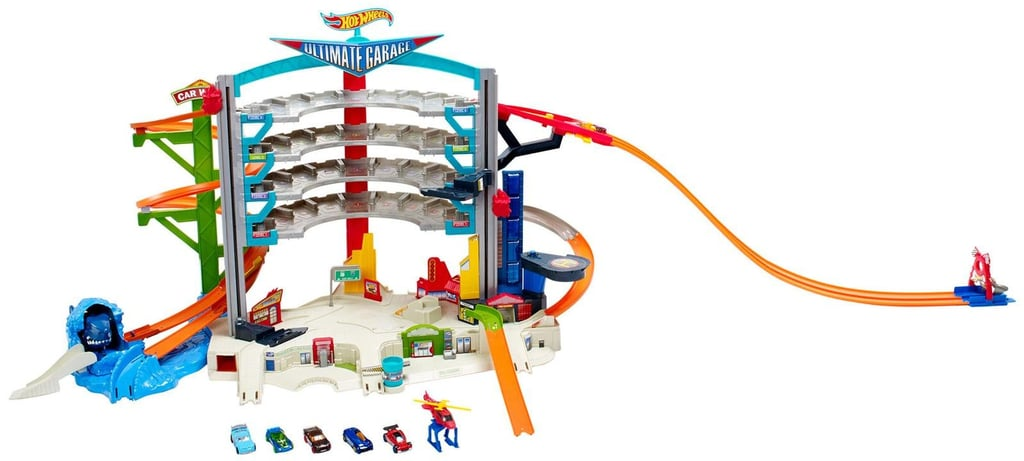 For 4-Year-Olds: Hot Wheels Ultimate Auto Garage