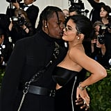 Travis Scott and Kylie Jenner, 2018