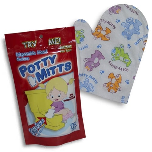 Potty Mitts ($5)