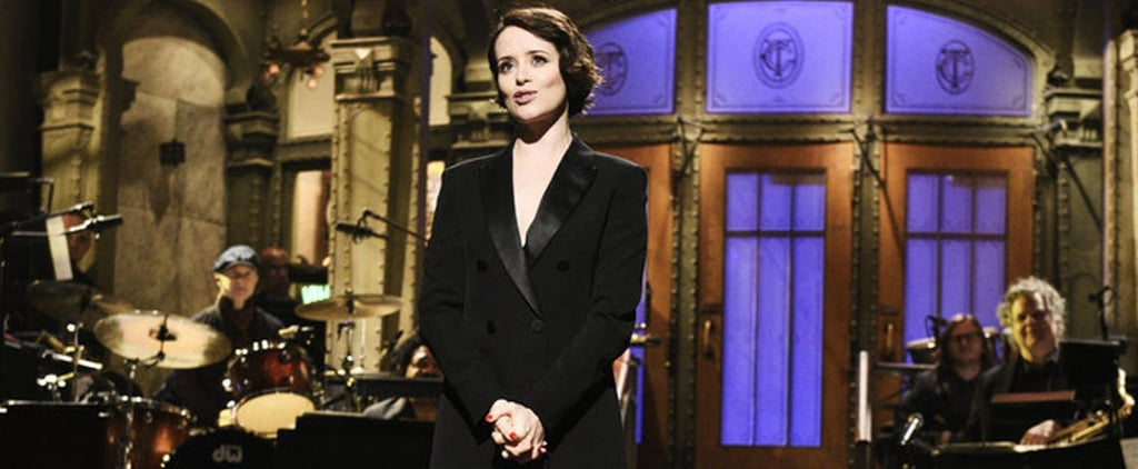 Claire Foy Saturday Night Live Monologue Dec. 1, 2018
