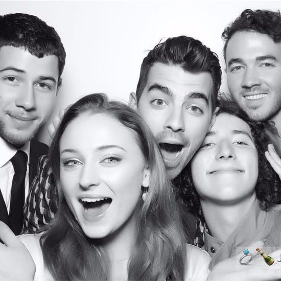 Joe Jonas and Sophie Turner Engagement Party
