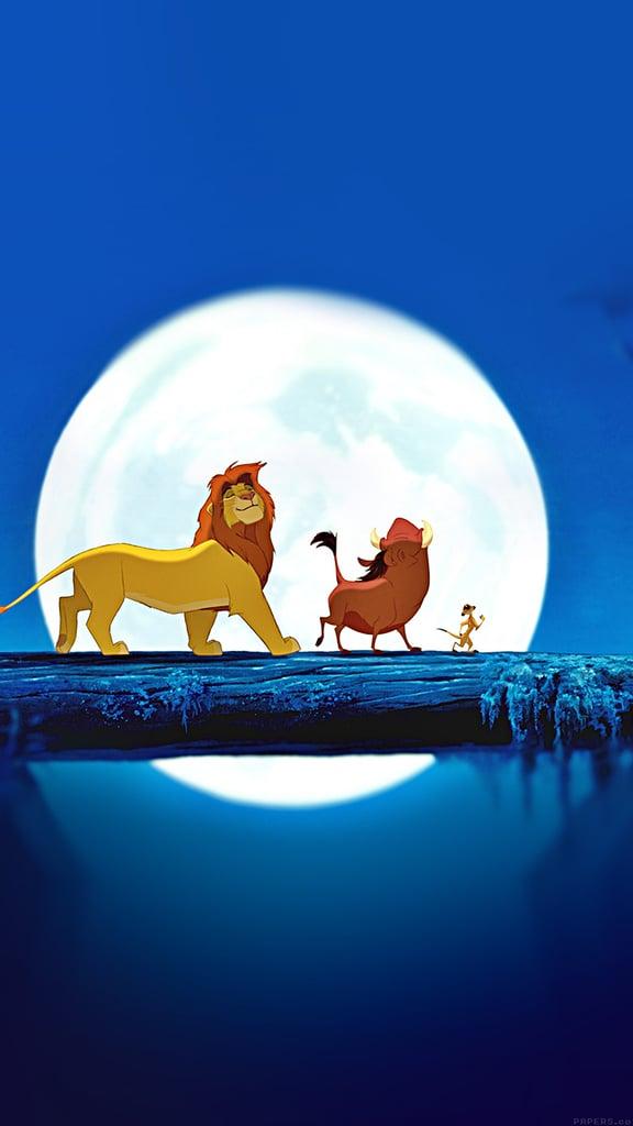 Lion King Disney Iphone Wallpapers Popsugar Australia