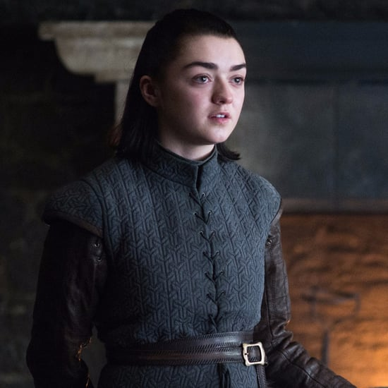 Maisie Williams Talking About Game of Thrones Season 8