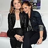 Minka Kelly and Mandy Moore