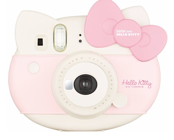 Hello Kitty Polaroid